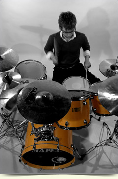 Dave Smith Professional Session Drummer Market Weighton Hull East Yorkshire